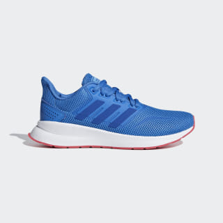 Runfalcon Shoes true blue / collegiate royal / shock red F36540