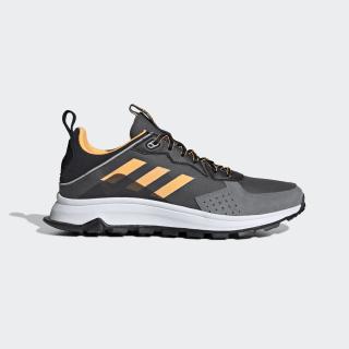 Кроссовки для бега Response Trail grey six / flash orange / core black EE9831