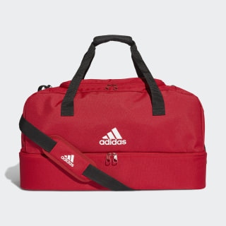 Bolsa de deporte mediana Tiro Power Red / White DU2003