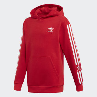 New Icon Hoodie Scarlet / White FN5766