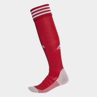 Гостевые игровые гетры сборной России power red / white CF0788