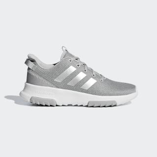 Cloudfoam Racer TR Shoes Grey Two / Silver Metallic / Cloud White F35428