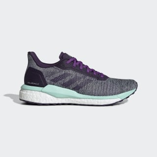Кроссовки для бега Solardrive ST active purple / legend purple / clear mint BC0342