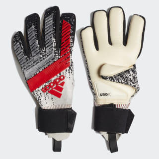 Predator Pro Gloves Silver Metallic / Black DY2629