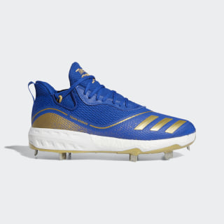 Icon V Cleats Collegiate Royal / Cloud White / Gold Metallic G28236