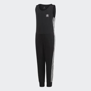 3-Stripes Jumpsuit Black / White DV2844