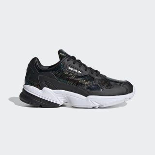 Falcon Schuh Core Black / Cloud White / Mystery Ruby EF5517