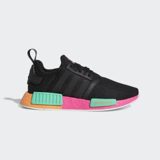 NMD_R1 Shoes Core Black / Core Black / Shock Pink FX4459