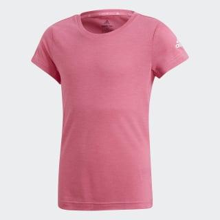 Prime Tee Semi Solar Pink / Real Magenta DW9346