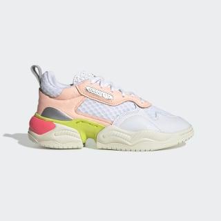 Supercourt RX Shoes Cloud White / Cloud White / Flash Red FV3675