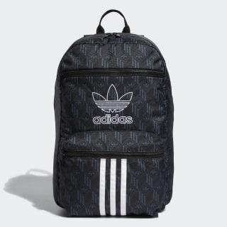 National 3-Stripes Backpack Black CM3812