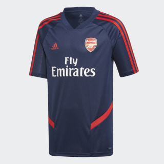 Arsenal Training Jersey Collegiate Navy / Scarlet EH5698