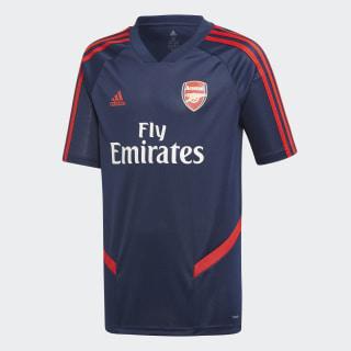 Arsenal træningstrøje Collegiate Navy / Scarlet EH5698
