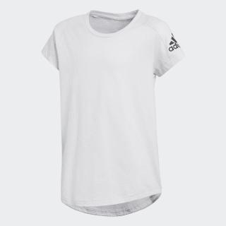 Camiseta adidas Z.N.E. White / Aero Blue / Black CF6670