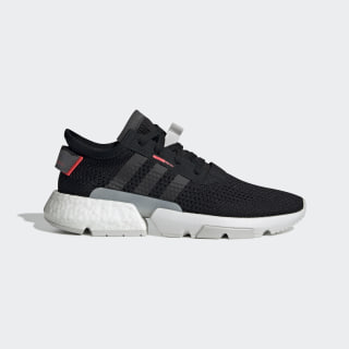 POD-S3.1 Shoes Core Black / Core Black / Shock Red BD7877