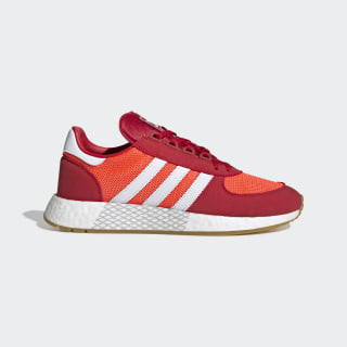 Chaussure Marathon Tech Solar Red / Cloud White / Scarlet EE4919