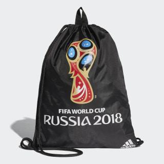 Спортивная сумка FIFA World Cup Emblem Black / White CF3396