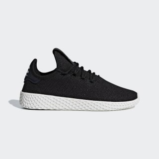 Chaussure Pharrell Williams Tennis Hu Core Black / Core Black / Chalk White BD7768