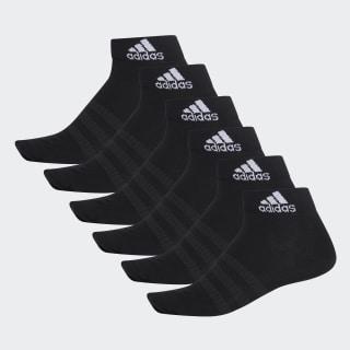 Шесть пар носков Ankle black / black / black / black DZ9399