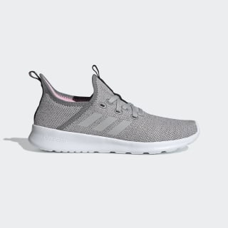 Cloudfoam Pure Shoes Grey Three / Grey Two / True Pink F34675