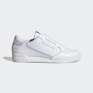 Tenis Continental 80 Cloud White / Purple Tint / Periwinkle FV3914