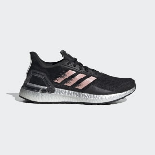 Ultraboost PB Shoes Core Black / Glory Pink / Cloud White EF0182