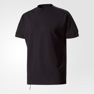 adidas Z.N.E. Crewneck T-shirt Black CD8270