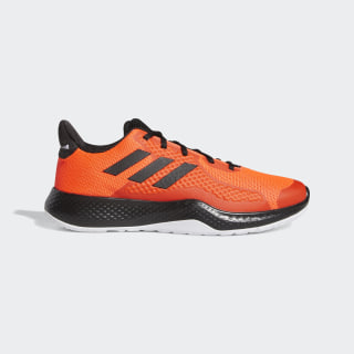 FitBounce Trainers Solar Red / Core Black / Signal Coral EE4600