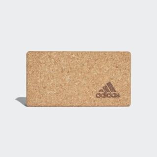 Cork Yoga Block Sand BH0322