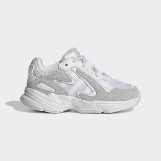 Chaussure Yung-96 Crystal White / Crystal White / Cloud White EF9164