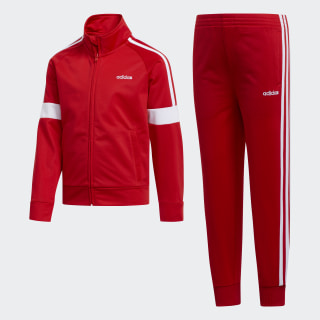 Event Tricot Jacket Set Red CM5376