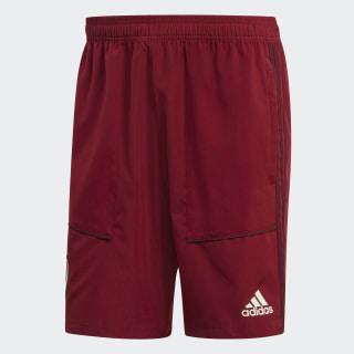 Shorts de Descanso River Plate Collegiate Burgundy DX6194