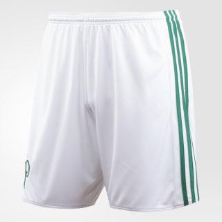Shorts Palmeiras 2 WHITE/BOLD GREEN BK7512