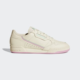 Chaussure Continental 80 Off White / True Pink / Clear Mint BD7645