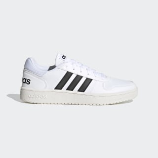 Hoops 2.0 Schoenen Cloud White / Core Black / Running White EG3970