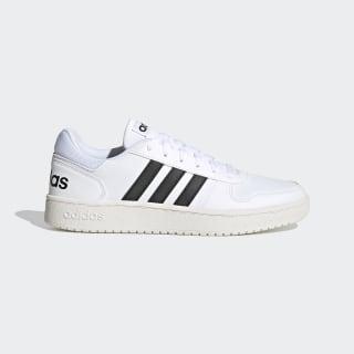 Hoops 2.0 Shoes Cloud White / Core Black / Running White EG3970