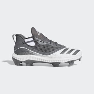 Icon V Bounce TPU Cleats Grey Four / Grey Four / Cloud White G28282