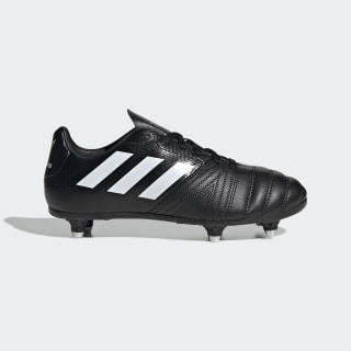 All Blacks SG Junior Boots Core Black / Cloud White / Core Black F36349