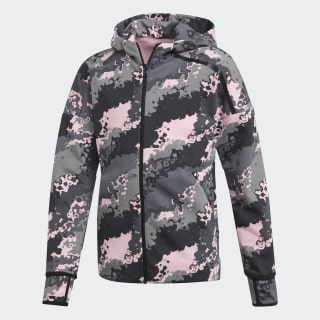 Campera YG ZNE AOP HD light pink DV0276