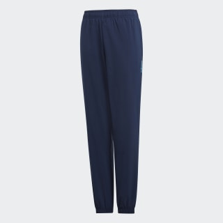 Essentials Plain Stanford Pants Collegiate Navy / Shock Cyan DV1766