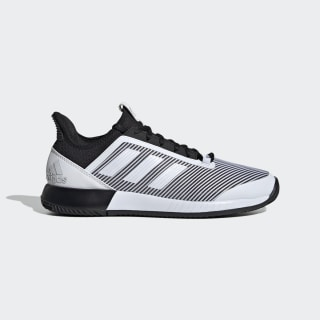 Zapatilla Defiant Bounce 2.0 Core Black / Cloud White / Core Black EH0952