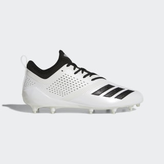 Adizero 5-Star 7.0 Cleats Cloud White / Core Black / Core Black DA9547