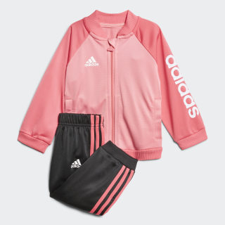 Sudadera Shiny CHALK PINK S18/REAL PINK S18/WHITE BLACK/REAL PINK S18/WHITE CF7392