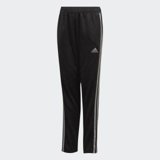 Pants Tiro19Y black/REFLECTIVE SILVER ED6051