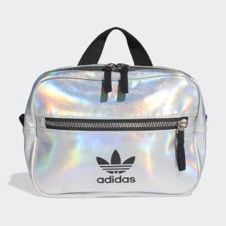 Mini Airliner Backpack Silver Metallic / Iridescent FL9634