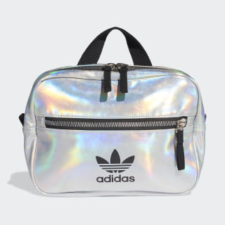 Mini Airliner Backpack Silver Metallic / Iridescent FL9634