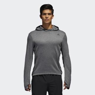 Sweat-shirt à capuche Response Astro Black BK3147