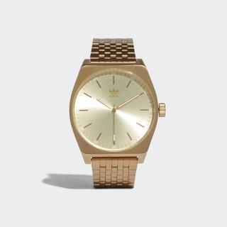 PROCESS_M1 Watch Gold Metallic CJ6337