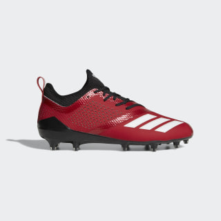 Adizero 5-Star 7.0 Cleats Core Black / Cloud White / Power Red CQ0322
