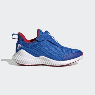 FortaRun AC Schuh Glory Blue / Cloud White / Scarlet EF9689